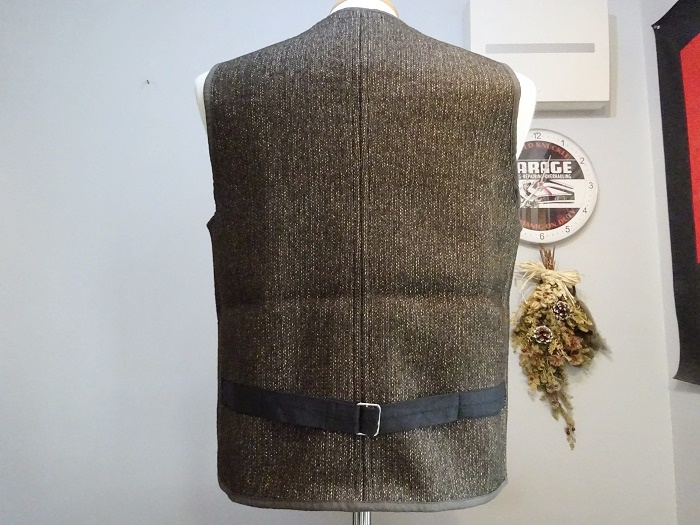 BROWN'S BEACH(ブラウンズビーチ) EARLY VEST BBJ7-001