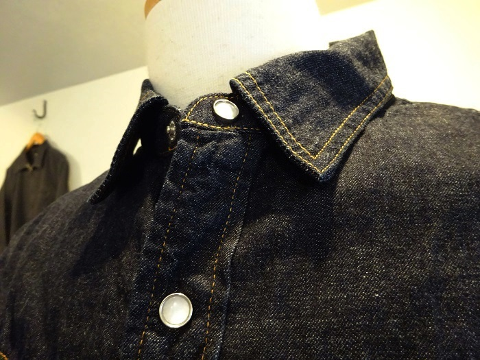 TCB jeans(ティーシービージーンズ) RANCHMAN Shirt DENIM