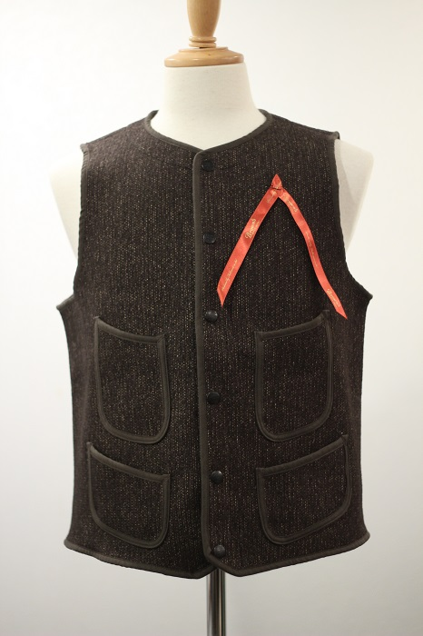 BROWN'S BEACH(ブラウンズビーチ) EARLY VEST BBJ9-001