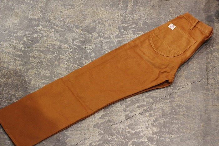 FULLCOUNT(フルカウント) No.8 CANVAS CARPENTER PANTS 1332