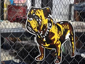 Another Life(アナザーライフ) MACK DOG SIGN REPRODUCTION RS007